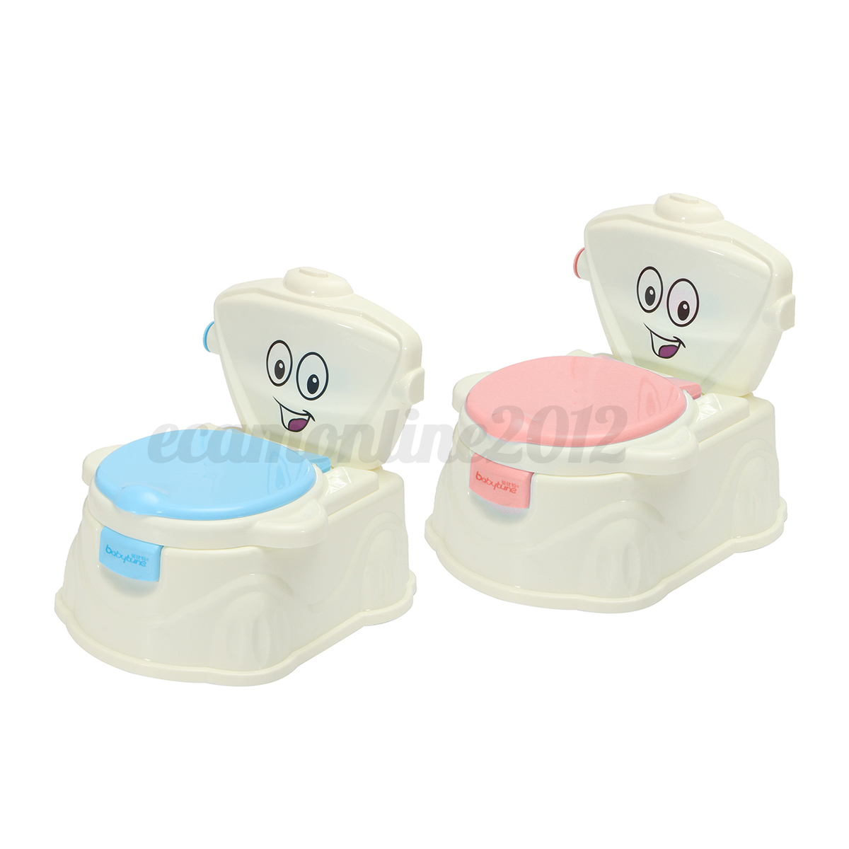Plastic Baby Toddler Potty Chair Seat Urinal Toilet