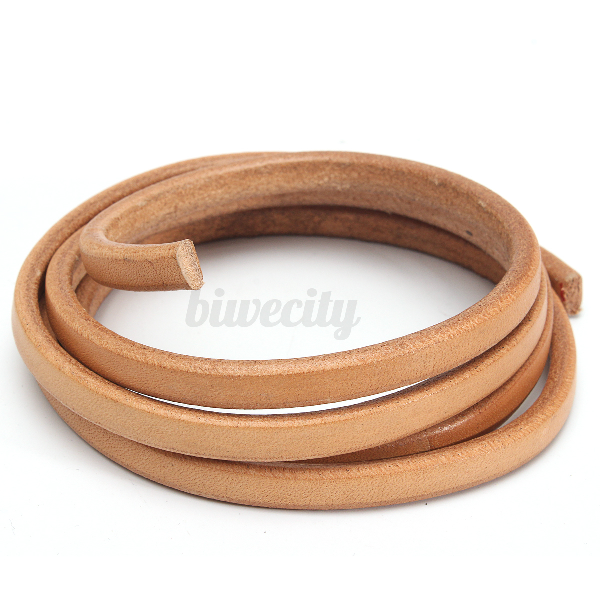 125cm leather belt treadle parts 2 hooks for singer