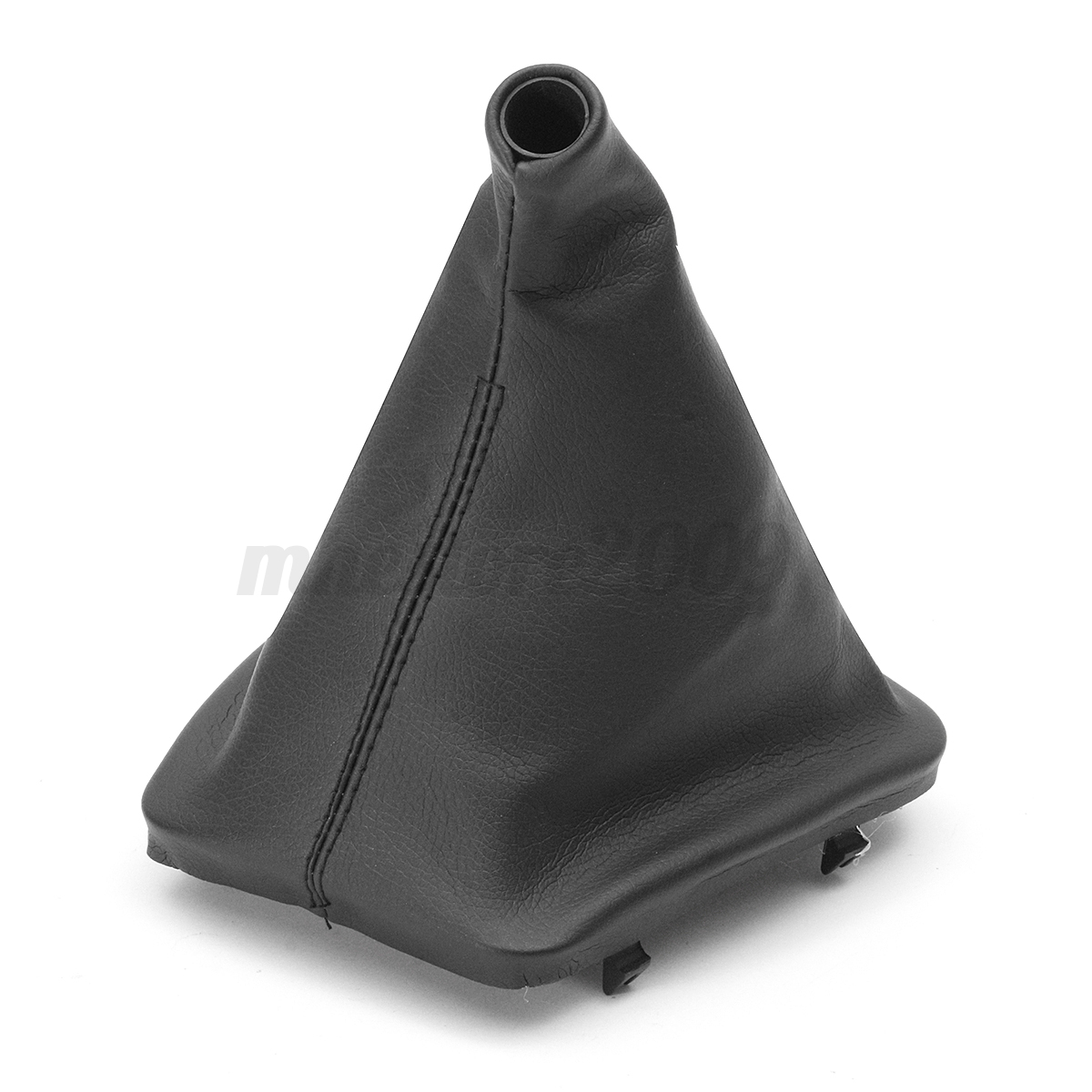 Leather Gear Stick Konb Cover Gaitor Gaiter Boot For Bmw