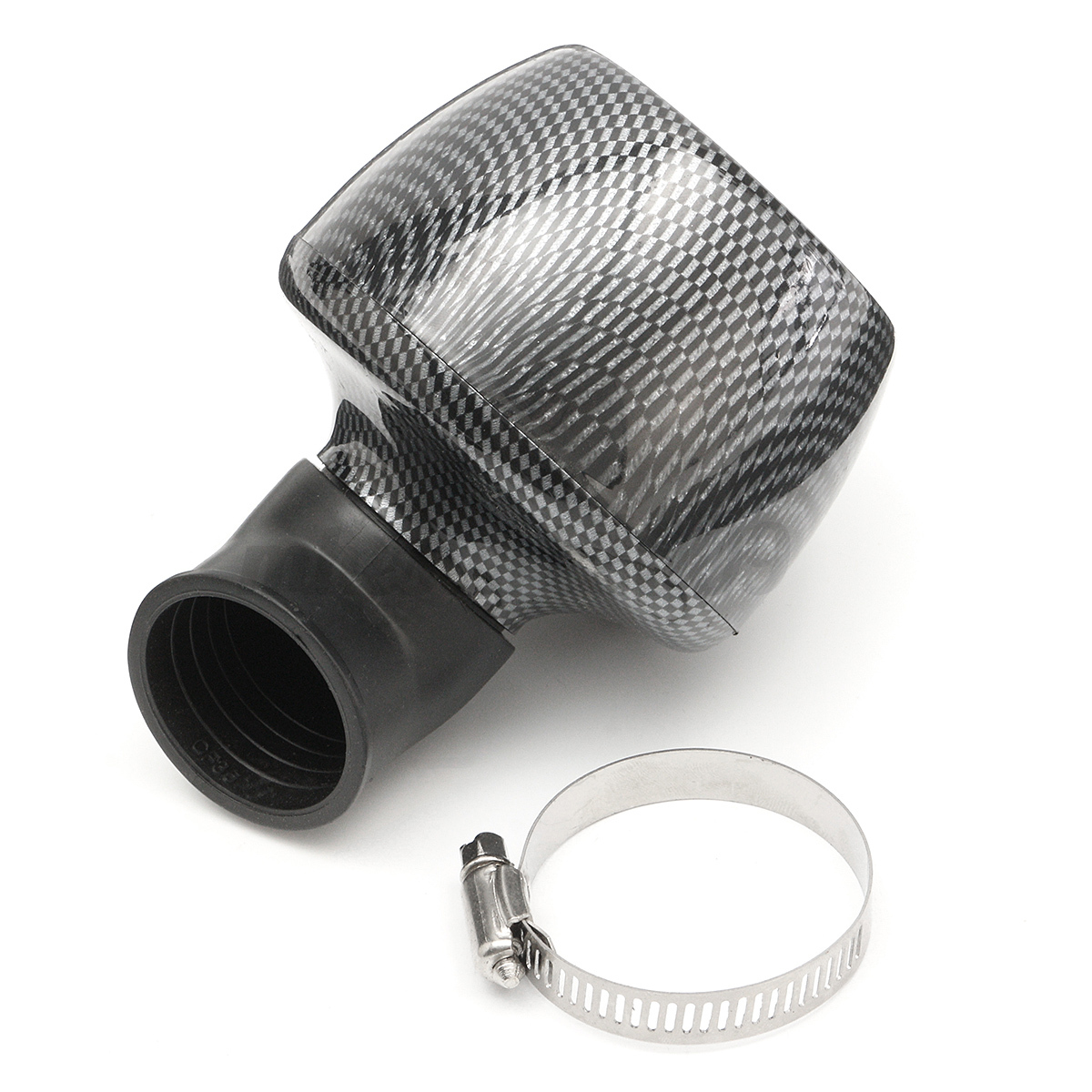Moped Air Filter : Mm air filter for gy cc scooter moped dirt