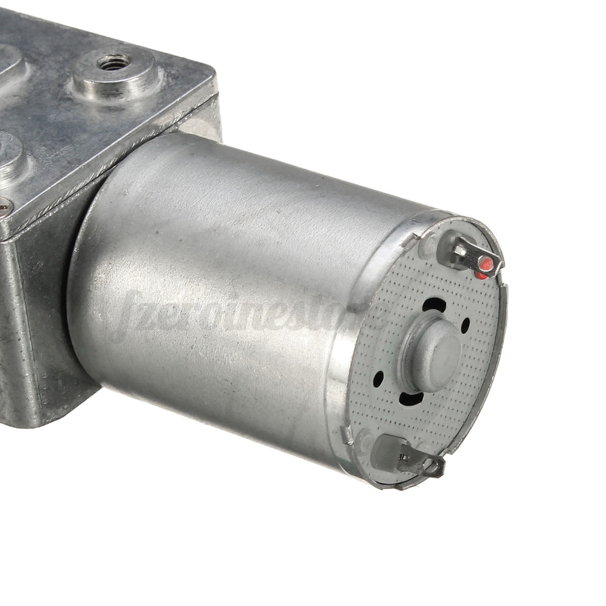 High torque electric power turbo worm geared motor dc for High torque dc motor